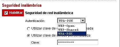 Guia para proteger los viejos 2WIRE de Telmex