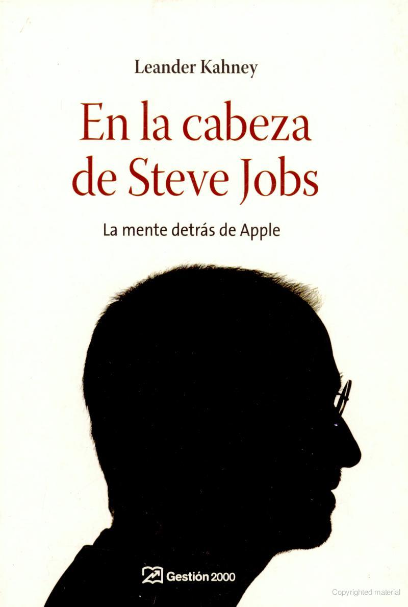 Descargar Libro PDF en La Cabeza de Steve Jobs: La mente detrás de Apple
