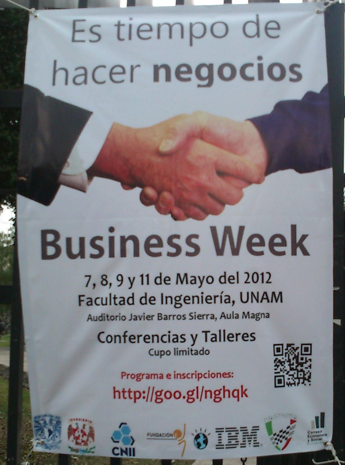 Reseña de la Business Week 2012