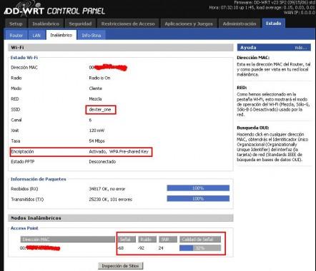 wrt54g ddwrt modo cliente 5