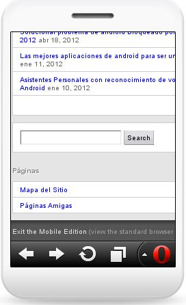 vista previa wordpress version mobile Como crear una versión para dispositivos móviles de nuestro wordpress