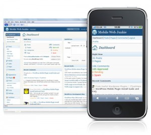 wordpress-version-mobile